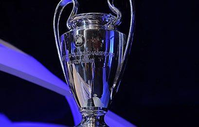 Yang Di Tunggu-tunggu, Hasil Drawing dari Liga Champions 2018/2019