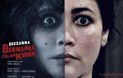 Fakta-fakta Unik Dibalik Film Terbaru Luna Maya Beranak Dalam Kubur